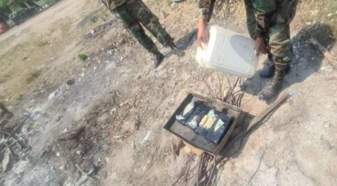 Encarcelan a un sujeto por traficar más de cuatro kilos de cocaína en Tarija