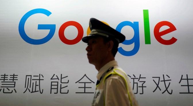 China prepara una investigación antimonopolio contra Google