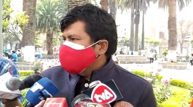 Comité Cívico inicia campaña solidaria en favor de los daminificados de los incendios
