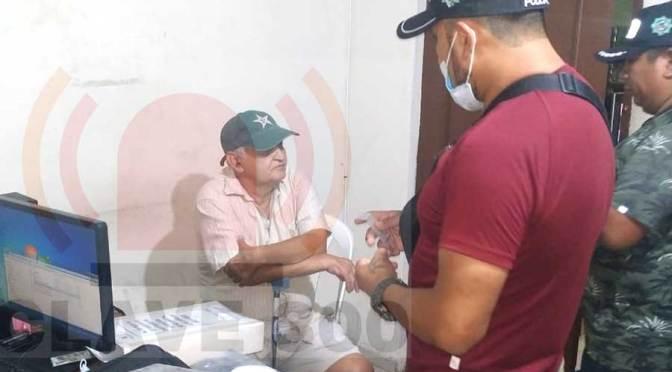 """El """"viejo"""" del bullado caso Terrorismo es encontrado con dos paquetes de droga"""