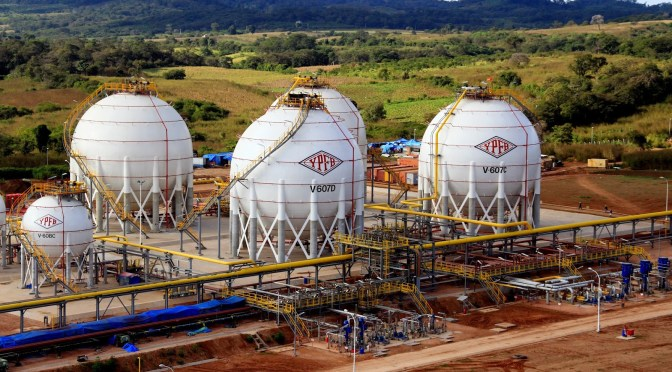 Petrobras negocia venta de campos de gas en Bolivia y acciones en GTB