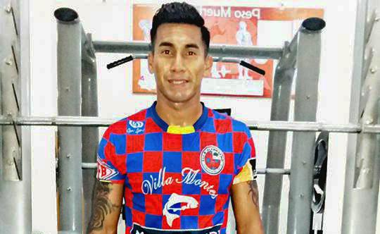 El Chaqueño Silos vuelve a Quebracho para jugar la Copa Simón Bolívar