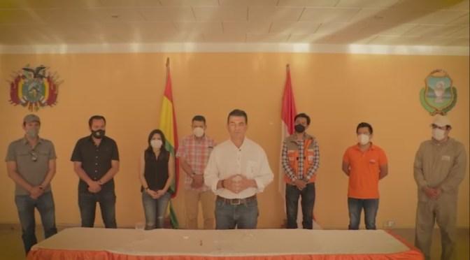 Rodrigo Paz renuncia como alcalde de Tarija