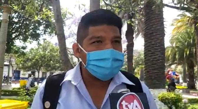 Fedjuve de Tarija pide evitar cortes de servicio básicos en plena pandemia