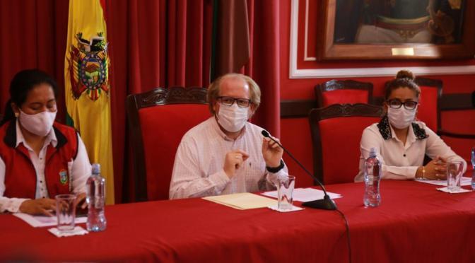Decreto autoriza a Tarija tener su propio registro de casos Covid-19