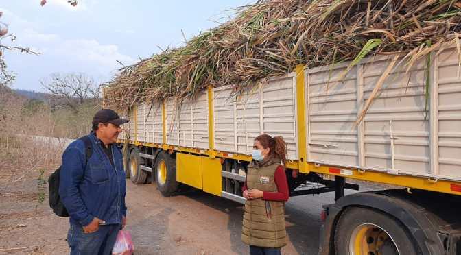 Gobernación envia forraje en beneficio de las comunidades de Entre Ríos
