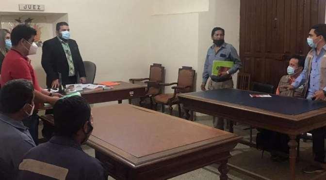 Justicia libera a tres acusados de causar quemas y ABT anuncia apelación