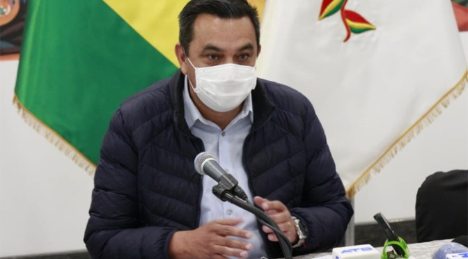 Exministro Núñez: Añez no está involucrada, no fue parte de la compra de gases