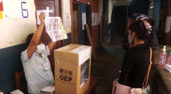 Tarija va a elecciones sin una Ley Electoral Departamental: Responsabilizan al MAS