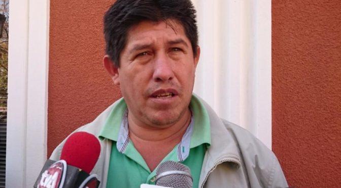 Transporte aguarda reunirse con el nuevo gerente de la ABC de Tarija