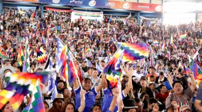 El MAS elegirá a sus precandidatos el miércoles en ampliado departamental