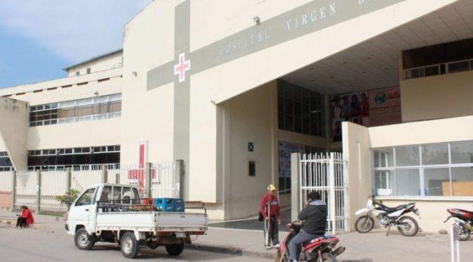 Personal de salud nuevamente pone en aprietos a la alcaldía de Bermejo