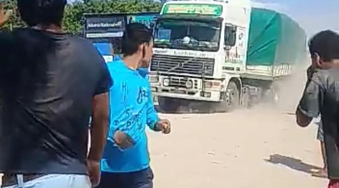 Sustracción de camión de la Aduana se apertura como robo agravado y asociación delictuosa
