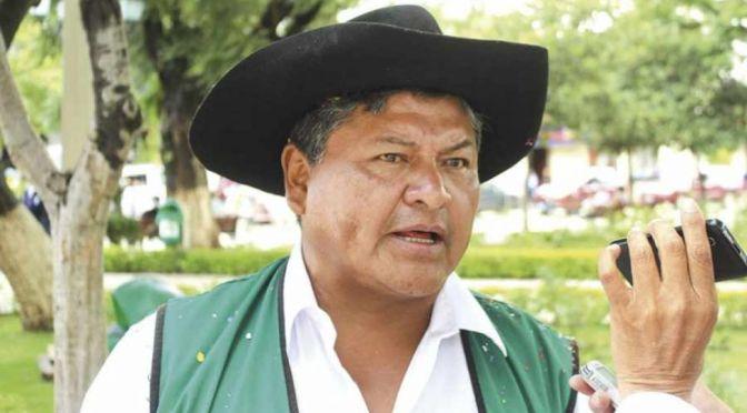 """Luis Alfaro se une a Álvaro Ruiz: """"Basta de odio y discriminación"""