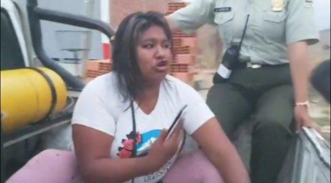 Hoy determinan si agresora que apuñaló a una mujer es encarcelada