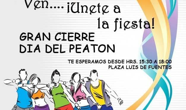El SEDEDE organizará 4 actividades por el día del peatón