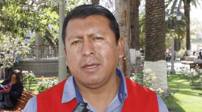 Rosas asume la presidencia del Comité de Salud en diputados