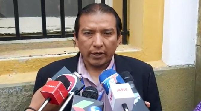Asambleísta Velasco pide a legisladores nacionales incluir en norma nacional electoral la elección de los subgobernadores