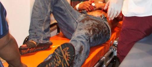 Urgente: INterno del penal de Morros Blancos intentó matar a su compañero de celda
