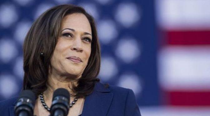 Kamala Harris hace historia, será la primera mujer vicepresidenta de EEUU
