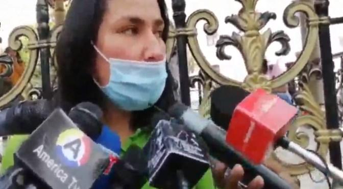 Marcela Guerrero pone su firme compromiso con Unir y apoya al binomio Montes y Torres