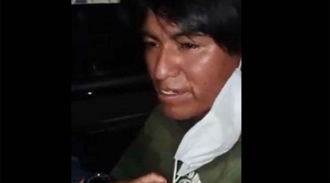 Tras ser capturado en La Paz, Gobierno expulsa a peruano buscado por asesinato a su pareja