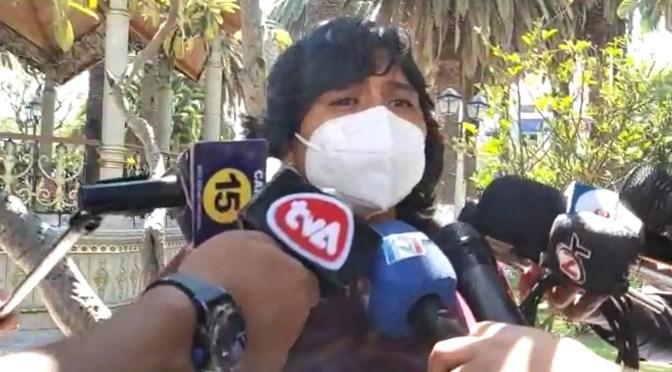 Alcaldia anuncia el lanzamiento del observatorio de violencia de género en Tarija
