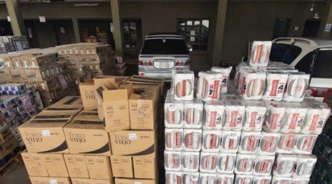 Convocan a autoridades nacionales para iniciar una lucha frontal contra el contrabando en Tarija