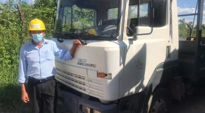 Concejal denuncia que camión de Defensa Civil fue incautado con mercadería de contrabando