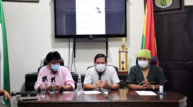 Instan a retomar el uso de medidas de bioseguridad para evitar rebrote en Yacuiba