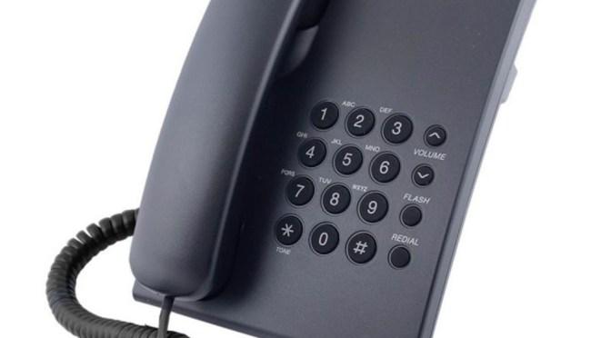 Bermejo: Telefonía fija quedó en el pasado