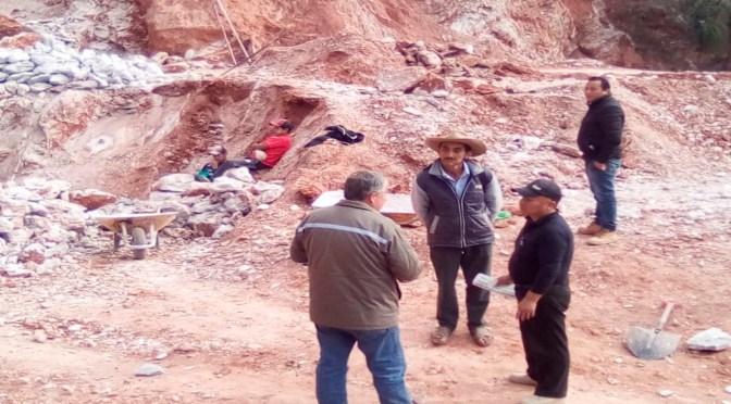 Tres Empresas mineras empezarán con la exportación de cal y yeso a Paraguay