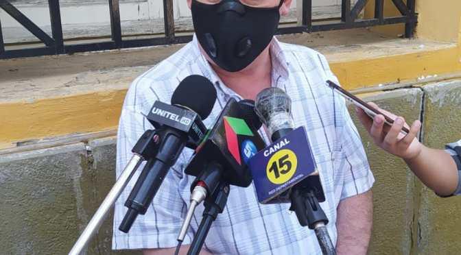 Mauricio Lea Plaza presenta pliego interpelatorio por deuda de salarios de dos meses