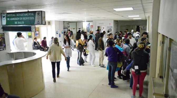 Hospital San Juan de Dios sin medicamentos para terapia intensiva