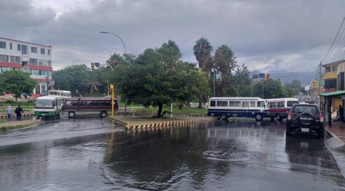 Transporte de Tarija decidirá éste lunes si acata o no el paro de 48 horas