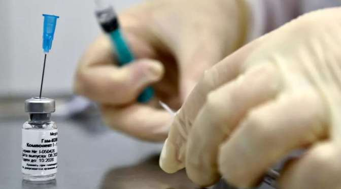 Habilitarán un pre registro en línea para la vacunación contra el Covid-19