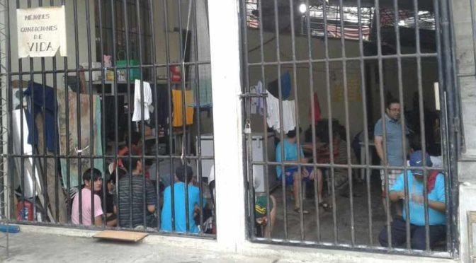 Encapsulamiento en cárceles del país se mantiene luego de detectar 80 internos con Covid-19