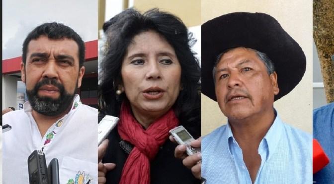 Conozca a los candidatos inscritos a la alcaldía y gobernación de Tarija
