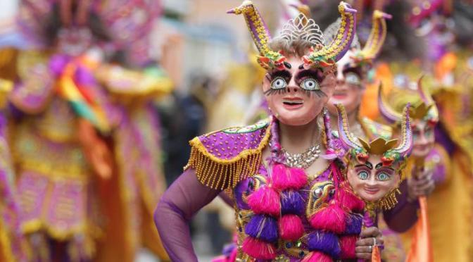 ACFO anuncia suspensión del Carnaval de Oruro 2021 ante ola de casos de Covid-19