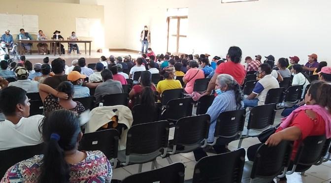 Denuncian supuestas irregularidades en la elección de asambleístas del pueblo guaraní