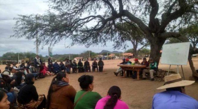 Dirigentes empeñaron un terreno y una casa del pueblo guaraní por créditos por $us 134 mil