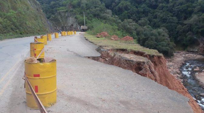 En riesgo de paralizarse el mantenimiento de la variante Canaletas-Entre Ríos