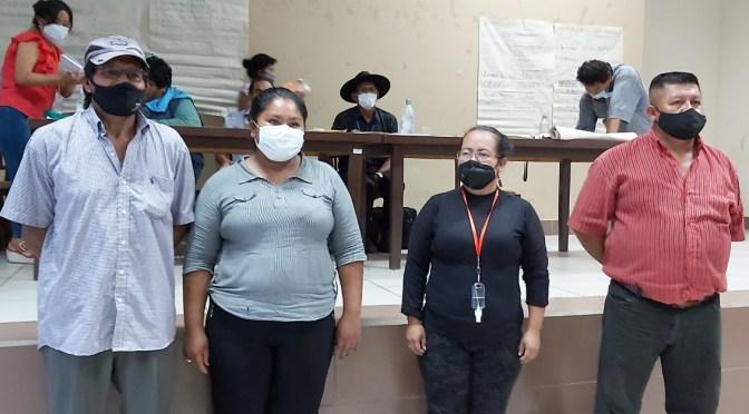 Pueblo guaraní elige a sus asambleístas departamentales y regionales
