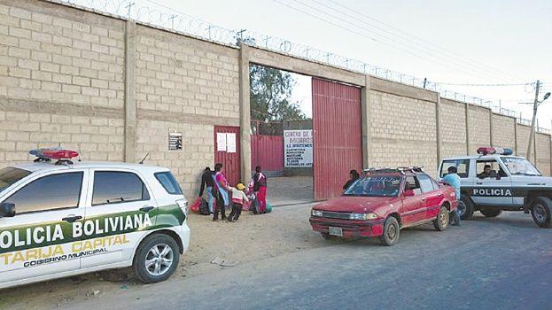 Trasladan a seis reos peligrosos del penal de Morros Blancos a Cantumarca y el Palmar