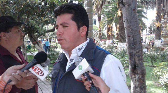 López: Presidente Arce convocará a productores después de las elecciones