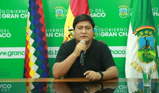 """Quecaña contra Montes: """"Él es enemigo del Chaco, se opuso al 45% y la autonomía"""""""