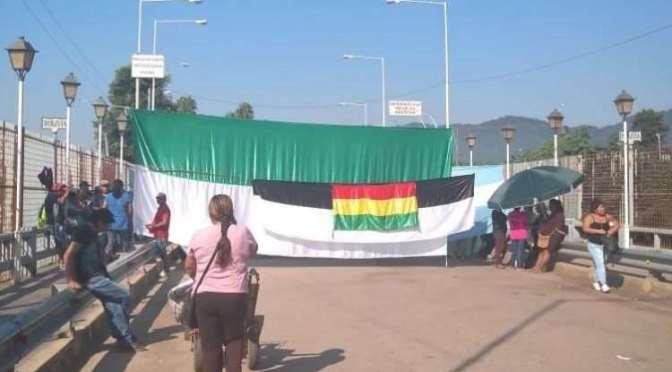 Proyecto para habilitar nuevo paso fronterizo en Yacuiba sin avances