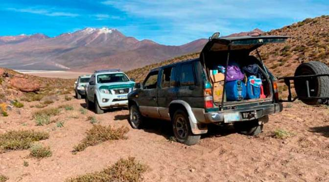Cuatro bolivianos son detenidos en la Argentina por transportar marihuana y cocaína
