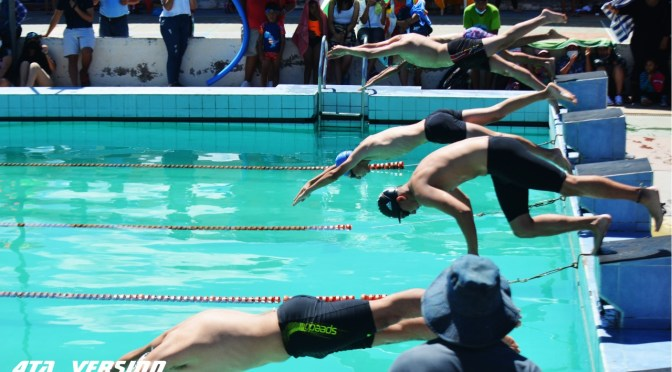 Náutico de Tarija, se consagró campeón de la cuarta versión del intercubles de natación