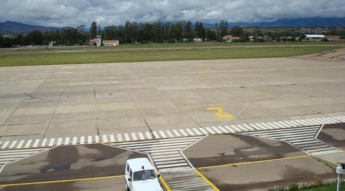 Aeropuerto de Tarija en riesgo de paralizar sus operaciones